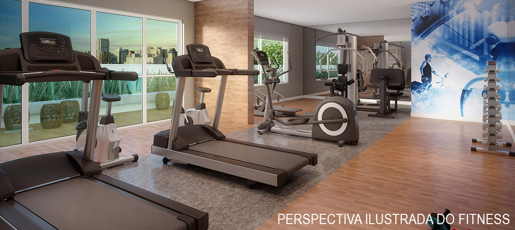 Fitness - In Design Liberdade
