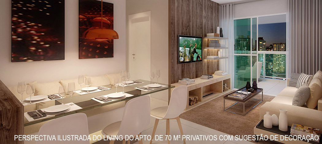 Living - In Design Liberdade