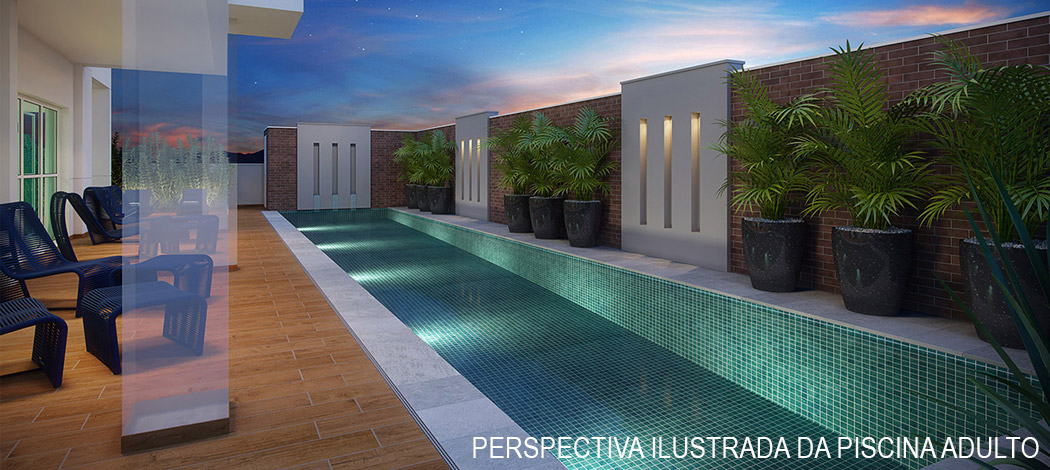 Piscina Adulto - In Design Liberdade