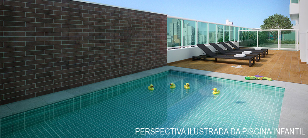 Piscina Infantil - In Design Liberdade