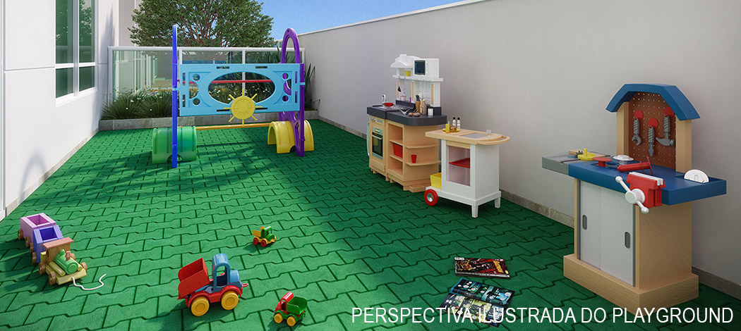 Brinquedoteca - In Design Liberdade