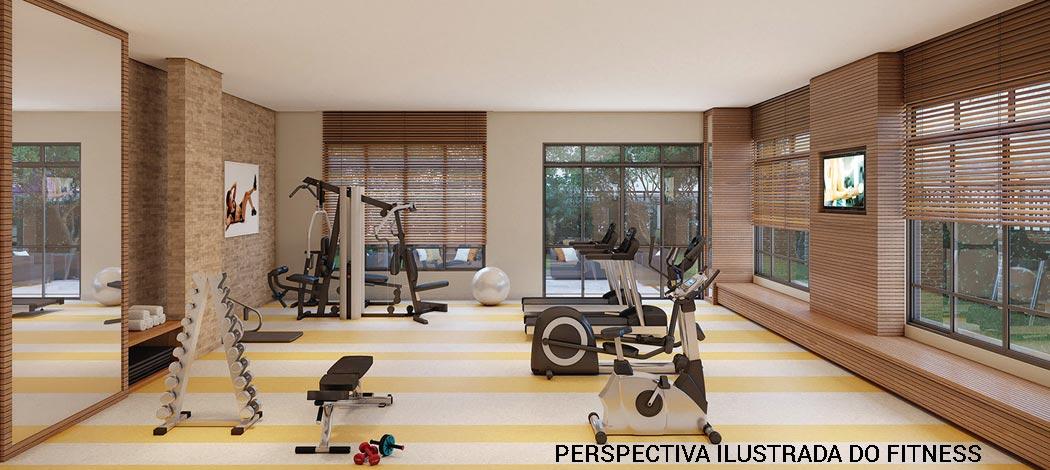 Fitness - Legittimo Vila Romana