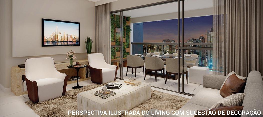 Living - Legittimo Vila Romana