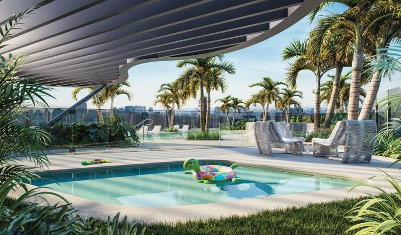 air brooklin – piscina infantil rooftop