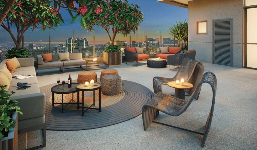 Arkadio - Belvedere Lounge - Rooftop