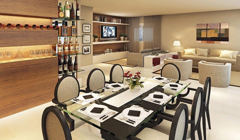 Art'e - Living de 216 m²