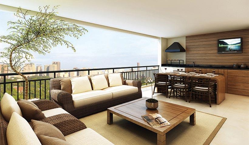Art'e - Terraço de 163 m²
