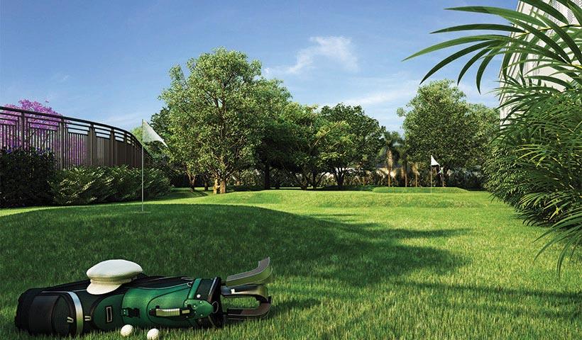 Art'e – Minicampo de golfe