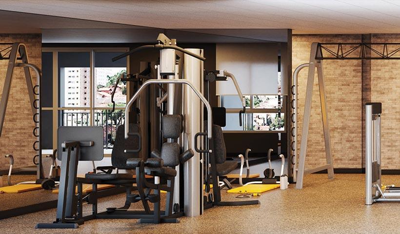 Artis Jardim Prudência – Fitness
