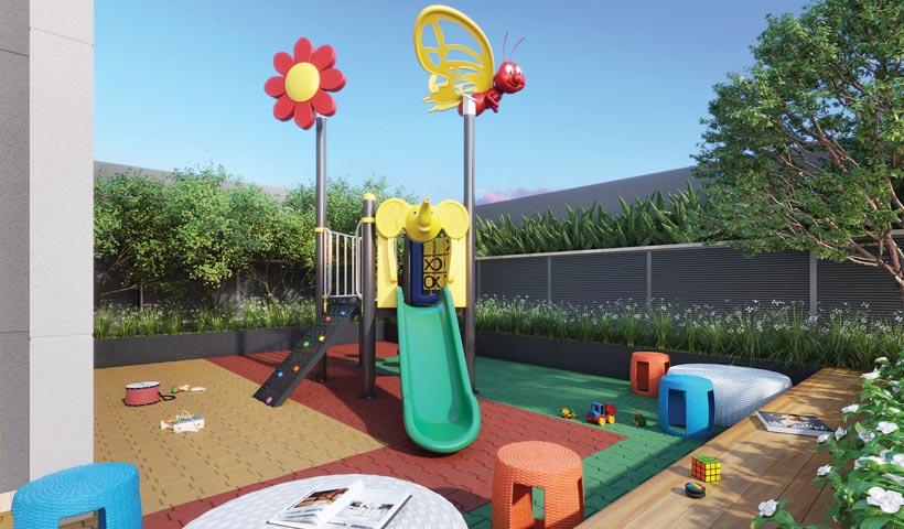 Artis Jardim Prudência – Playground