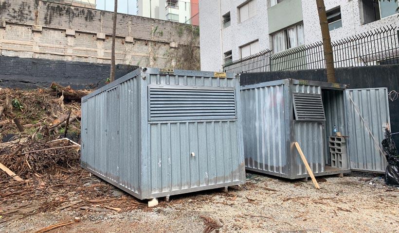 Container - Engenharia