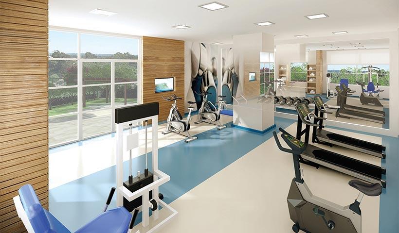 Bell'Acqua – Fitness center