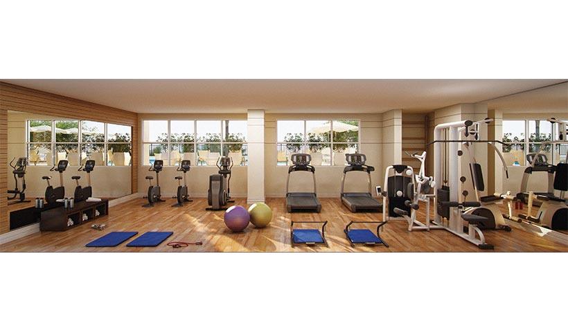 Bosque Ventura – Fitness