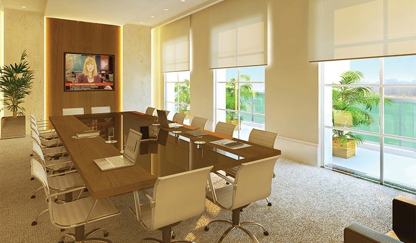 Capital Corporate – Sala de reuniões