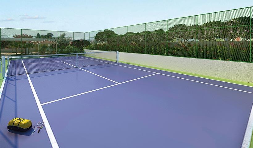 Chácara Sant'Anna – Quadra de tênis