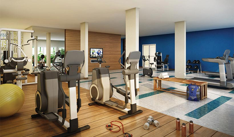 Chateau Monet – Fitness