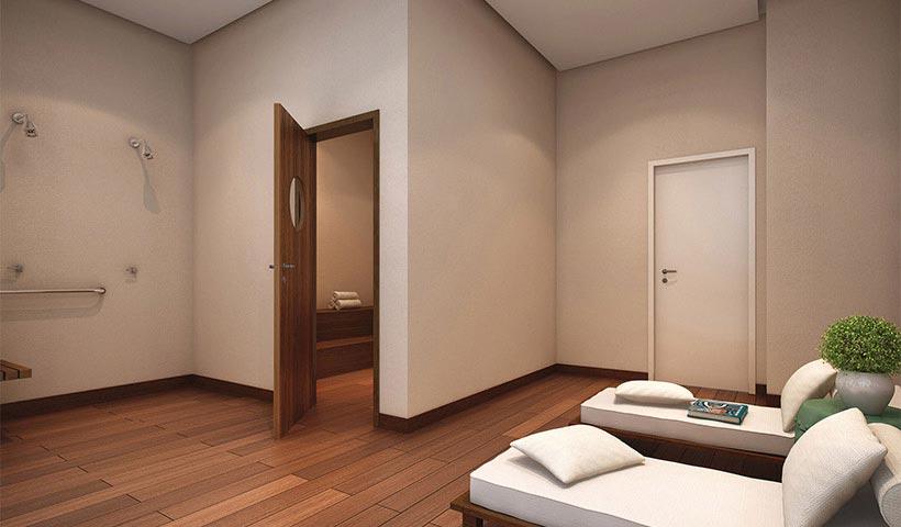 Alameda – Descanso/sauna