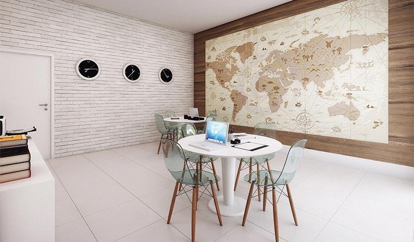 Botânica – Home office