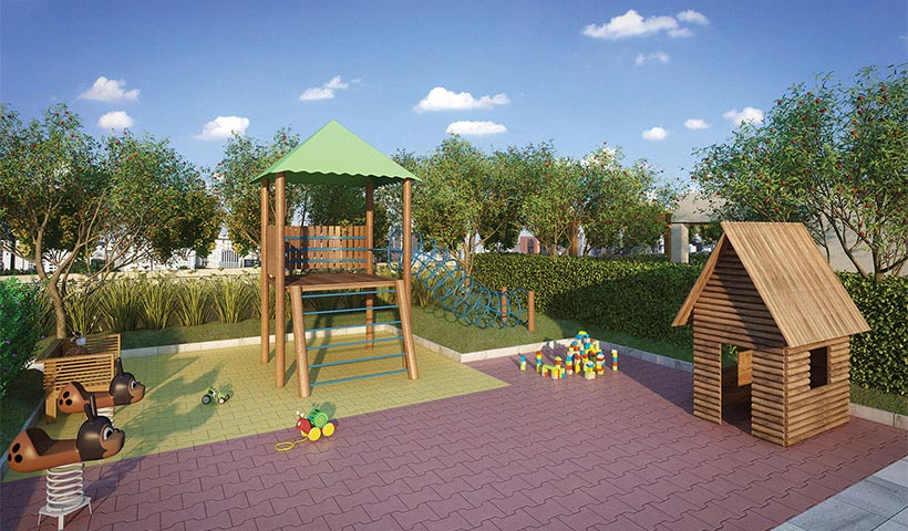 Praça – Playground
