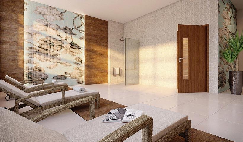 Reserva – Descanso/sauna