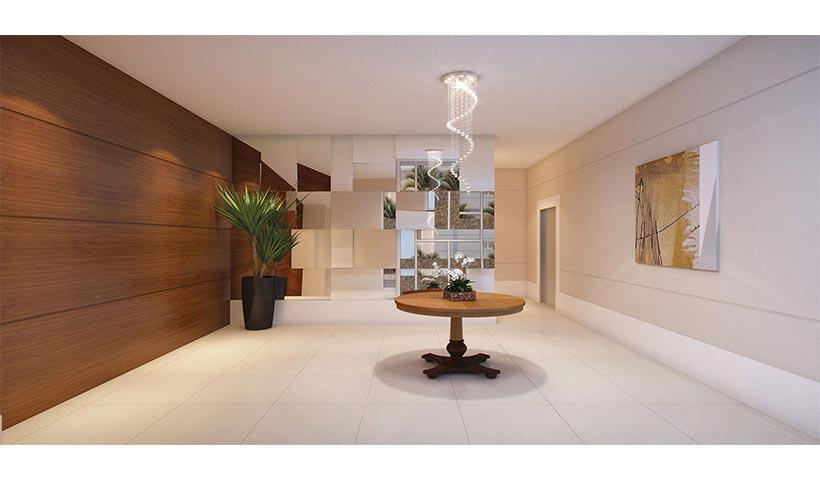 Reserva – Hall social – Torre B