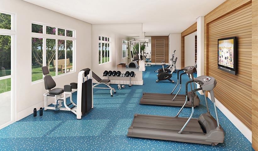 Clima Mascote – Fitness center