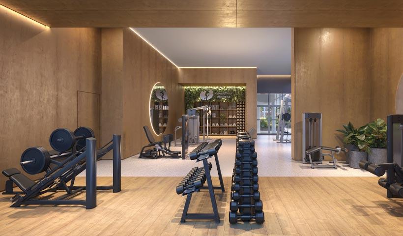 EZ Infinity - Fitness Musculação Design By Cia Athletica
