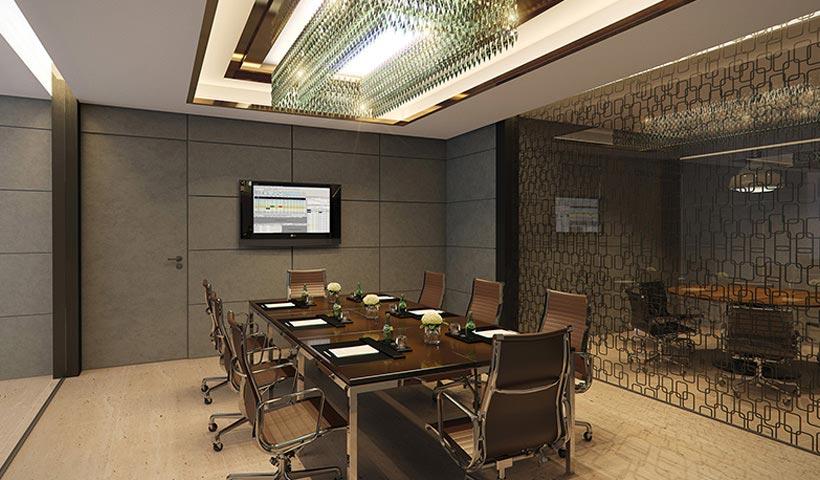 EZ Mark – Sala de reunião