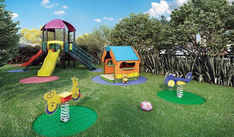 Gran Quadra Giardino – Playground