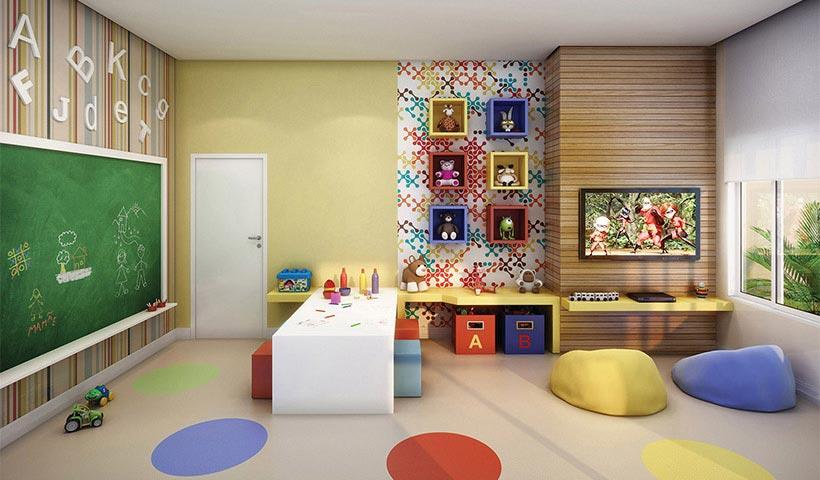 Gran Quadra Palazzo – Brinquedoteca