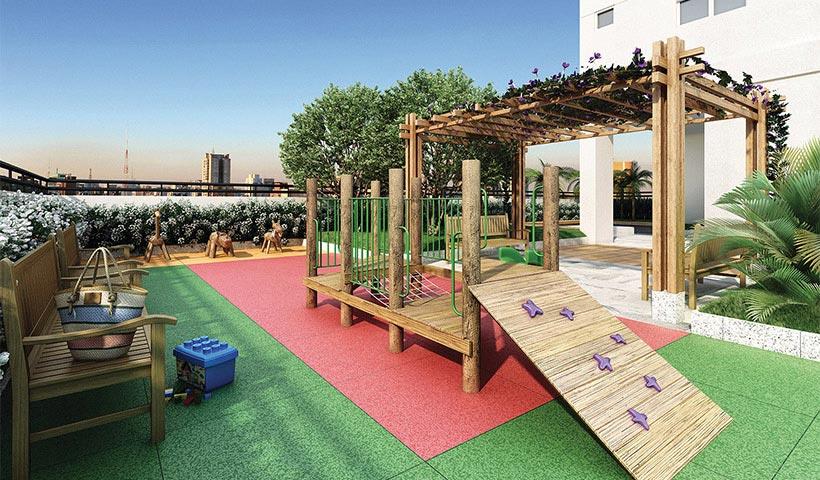 Gran Quadra Palazzo – Playground