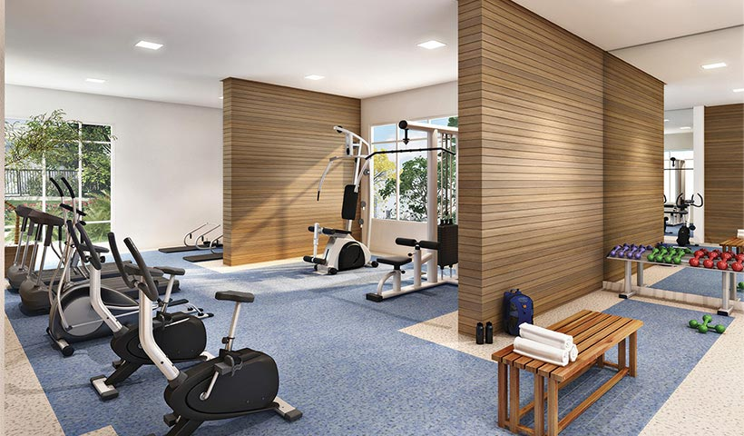 Gran Village Club – Fitness center