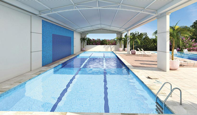 Gran Village Club – Piscina com raia