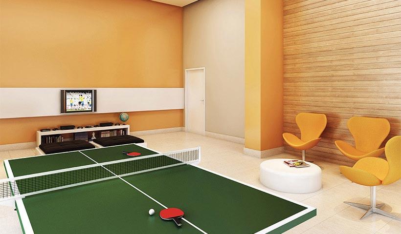 Gran Village Vila Formosa – Salão de jogos juvenil