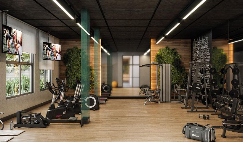 Haute Ibirapuera - fitness