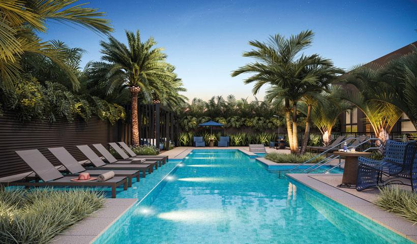 Haute Ibirapuera – piscina adulto