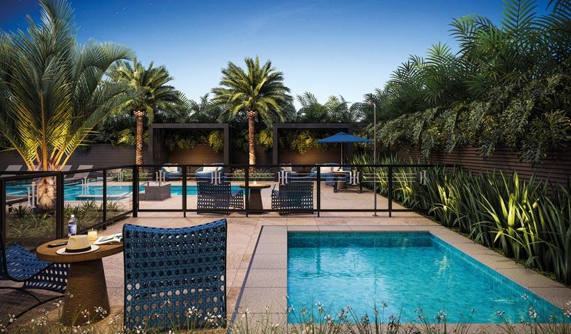 Haute Ibirapuera – piscina infantil