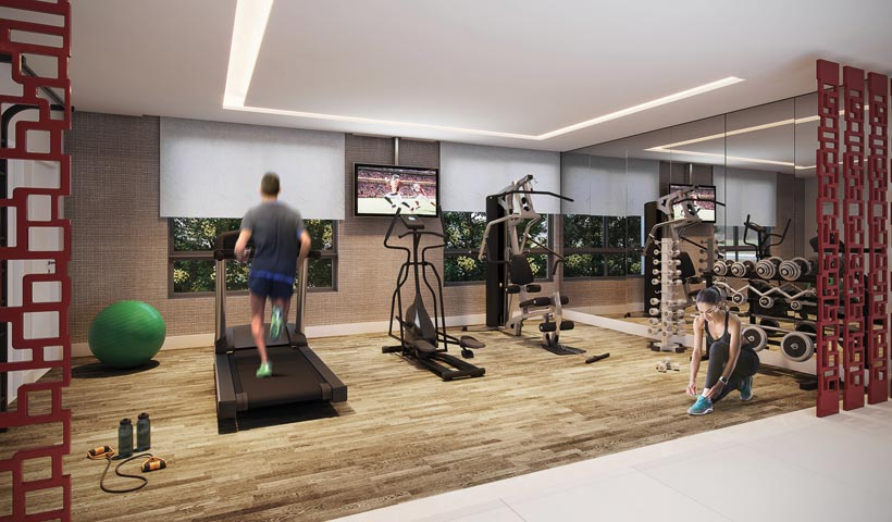 ID Ibirapuera – Fitness