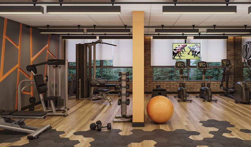 ID Lisboa - fitness