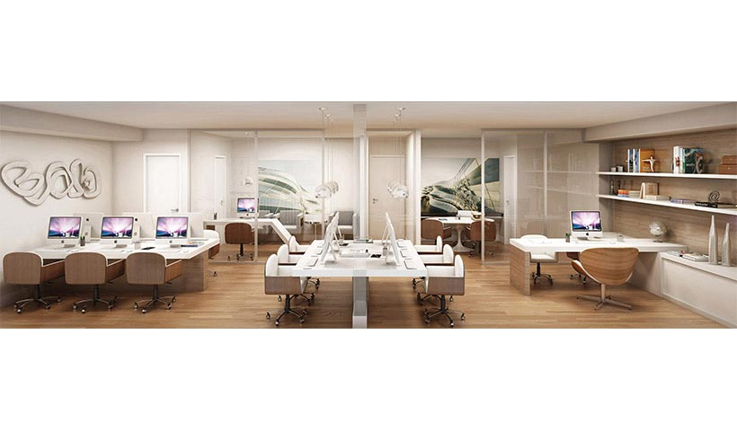 In Design Office – Sala de arquitetura