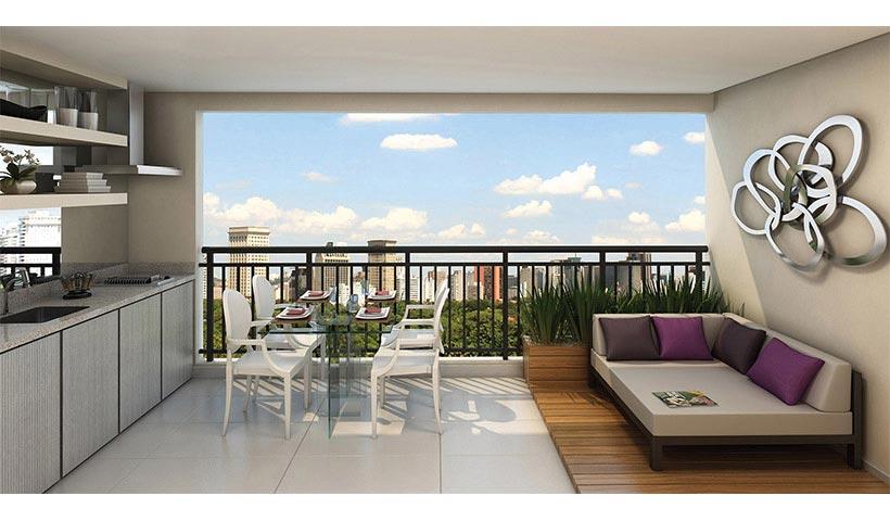 In Design Residence - Terraço