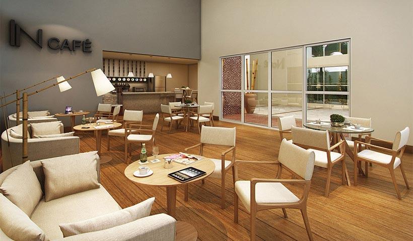 In Design Office – Café