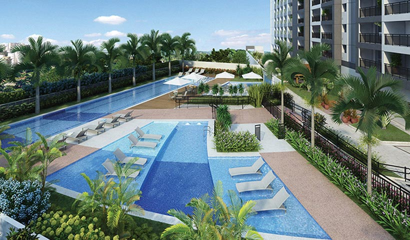 In Design Residence – Complexo aquático