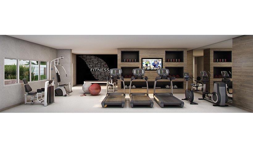 In Design Residence - Fitness