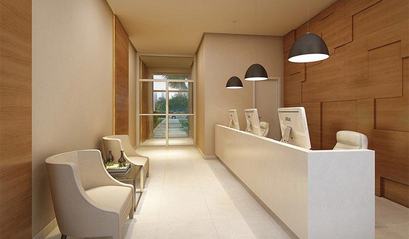 In Design Residence – Hall social