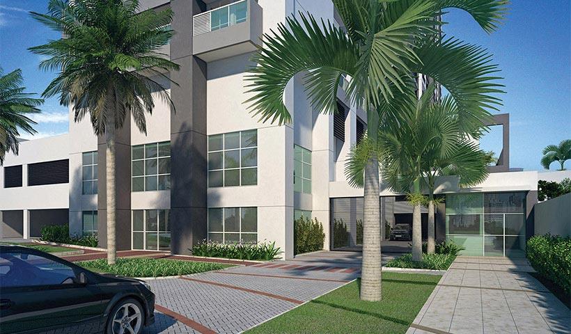 In Design Residence - Portaria
