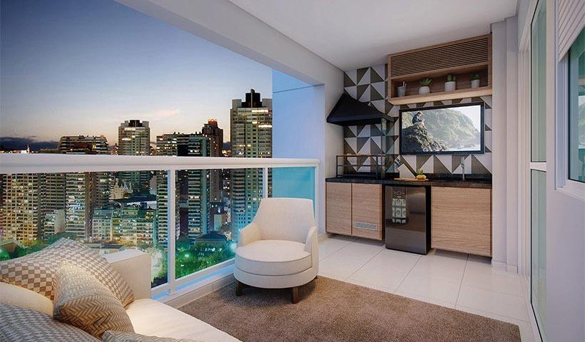 In Design Liberdade – Terraço de 70 m²