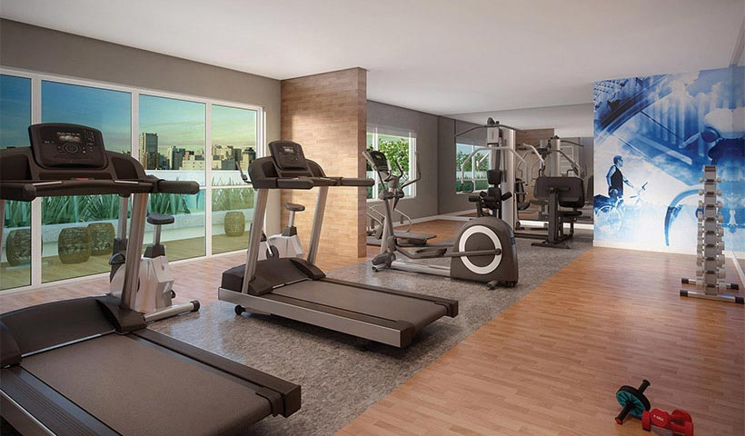 In Design Liberdade – Fitness