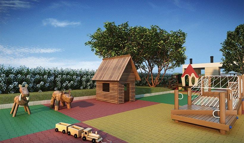 Jardins do Brasil Abrolhos – Playground