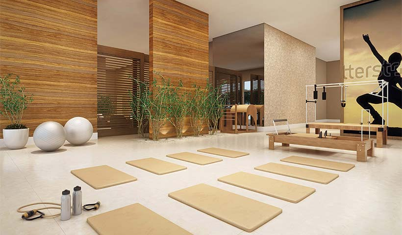 Jardins do Brasil Amazônia – Pilates/yoga